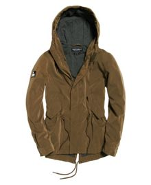 Superdry Microfibre Project Parka Jacket
