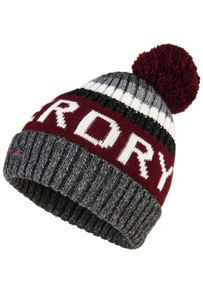 Superdry Super S.D Logo Beanie