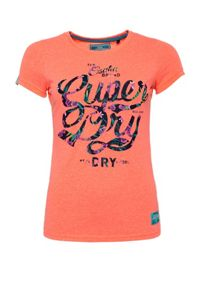 Superdry Osaka Brand Tropical T-shirt