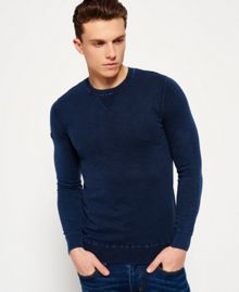 Superdry Garment Dyed L.A Crew Neck Sweatshirt