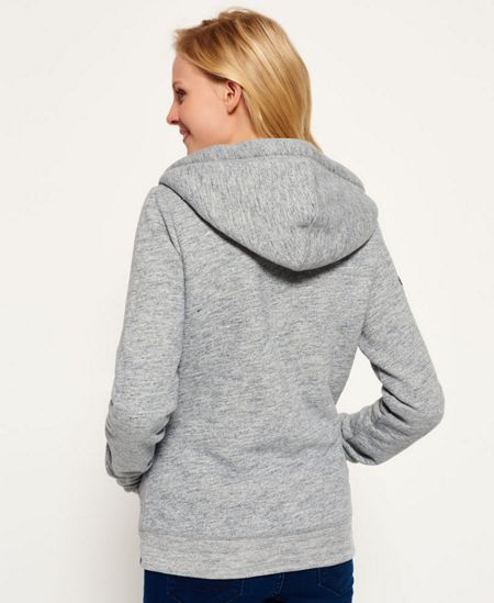Superdry Orange Label Sherpa Luxe Hoodie