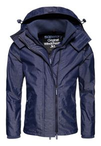 Superdry Pop Zip Technical Windcheater Jacket