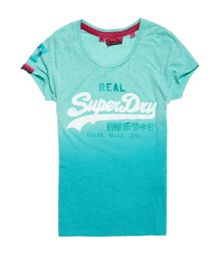 Superdry Vintage Logo Snowy T-shirt