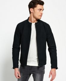 Superdry Slim Nubuck Harrington Jacket