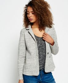Superdry Nautical Jersey Blazer
