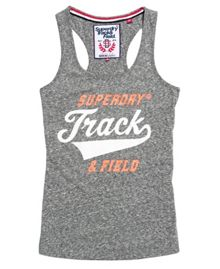 Superdry Track & Field Vest Top