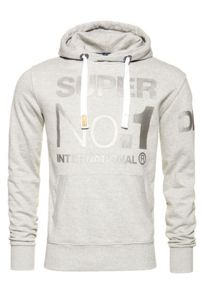 Superdry International Fluro Hoodie