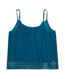 Superdry Castaway Lacy Cami Top