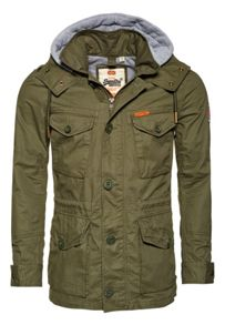 Superdry Rookie Serivce Parka Jacket