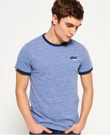 Superdry Orange Label Ringer T-shirt