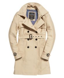 Superdry Belle Trench Coat