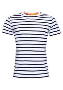Superdry Orange Label Brittany Stripe T-shirt