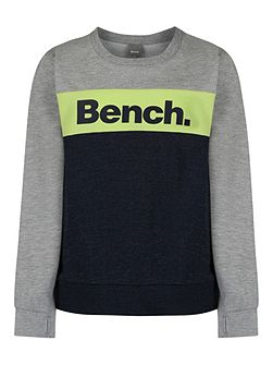 Boys Grip sweatshirt