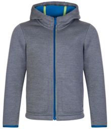 Bench Boys Remark zip thru hoodie