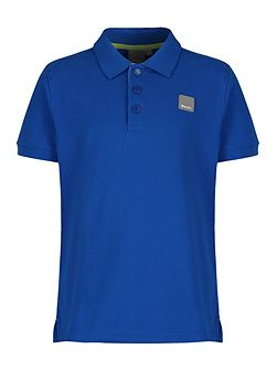 Boys establish b polo shirt