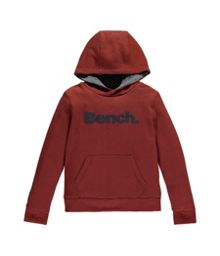 Bench Boys Loop Back Hooded Sweat