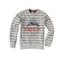 Bench Boys Highlight Striped Sweatshirt