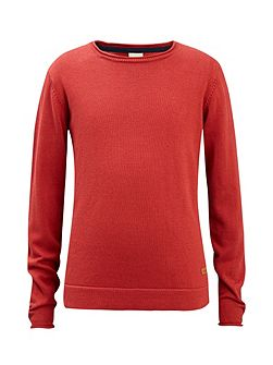 Boys Provide Crew Neck Knit