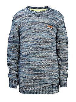 Boys Gooff Crew Neck Knit