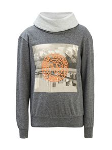 Bench Boys Ingot L/S Graphic Top