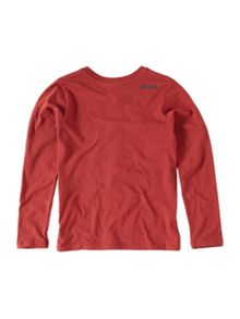 Bench Boys Instance L/S Graphic Top