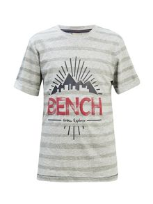 Bench Boys Scrupulous S/S Graphic Top