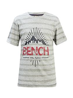 Boys Scrupulous S/S Graphic Top