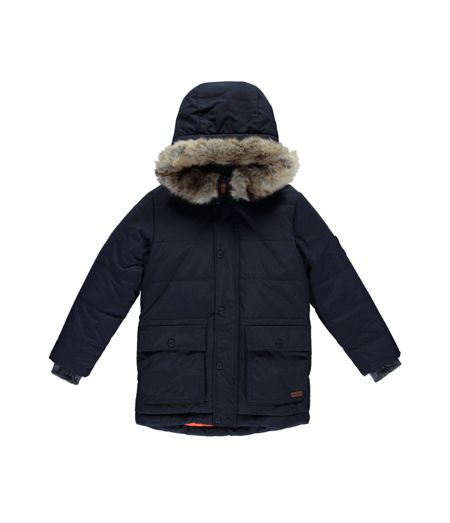 Bench Boys Galaxy Long Parka