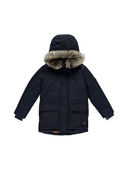 Boys Galaxy Long Parka
