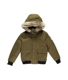 Bench Boys Continuing Short Parka