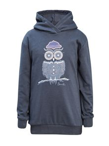 Bench Girls Sightworthy Long Hoodie