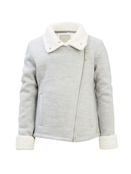 Bench Girls Shearling-Lined Zip-Up