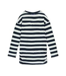 Bench Girls Striped Cotton Top