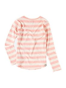 Bench Girls Tuft Cotton T-Shirt