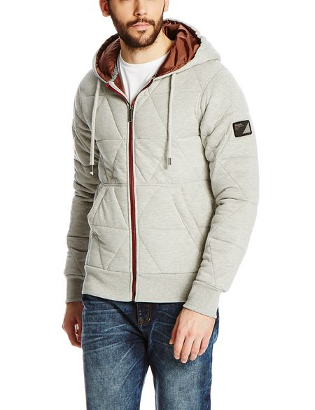 Bench Atonement Hooded Zip Thru
