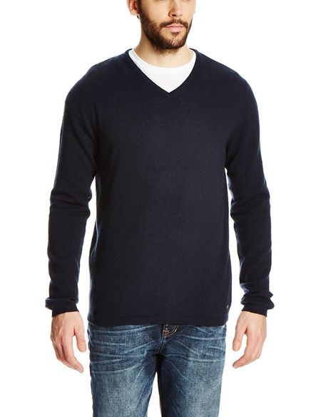 Bench Per Vee Neck Jumper