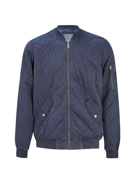 Bench Trail Baseball Jacket