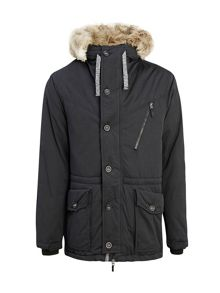Bench Breath Mid Parka