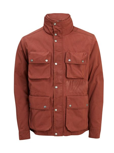 Bench Achievable Field Jacket