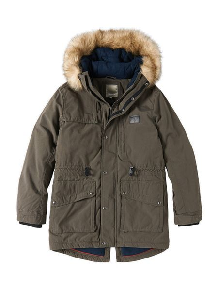 Bench Impartially 3 in 1 Parka