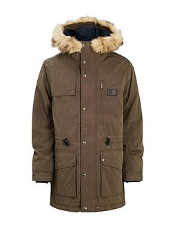 Impartially 3 in 1 Parka