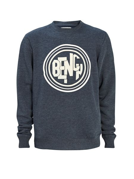 Bench Rest Crew Neck