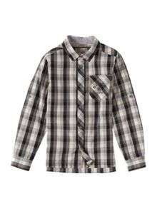 Bench Boys Checked Shirt