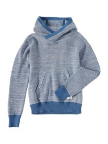 Bench Boys Overhead Hooded Knit