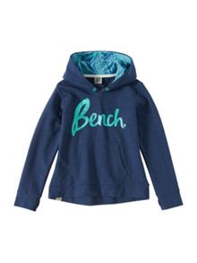 Bench Girls New Logo Hoody