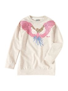 Bench Girls Eagle Jumper