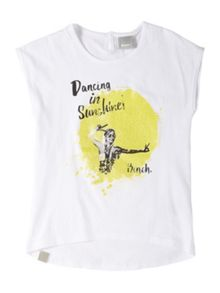 Bench Girls Graphic Top