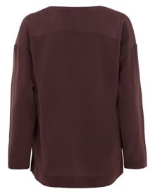 Essential Long- Sleeved Blouse
