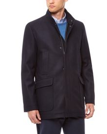 Jaeger Wool Driving Coat