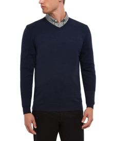 Jaeger Gostwyck V-Neck Sweater